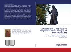 Bookcover of A Critique of David Hume's Empiricism and A critique of Immanuel Kant