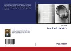 Capa do livro de Functional Literature