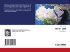 Middle East kitap kapağı