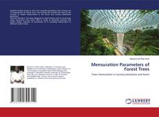 Bookcover of Mensuration Parameters of Forest Trees