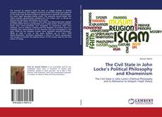 Bookcover of The Civil State in John Locke's Political Philosophy and Khomeinism