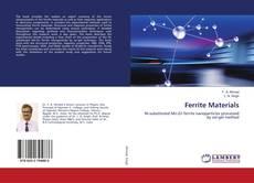 Bookcover of Ferrite Materials