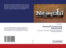 Bookcover of Nonprofit-Community Relationship