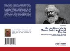 Portada del libro de Marx and Durkheim in Modern Society and Social Theories
