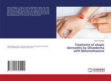Portada del libro de Treatment of atopic dermatitis by Olivederma with Betamethasone