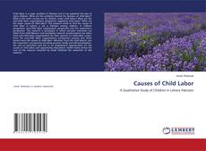 Bookcover of Causes of Child Labor