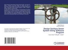 Bookcover of Design Sanitary Sewer System Using Software Program