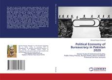 Bookcover of Political Economy of Bureaucracy in Pakistan 2020