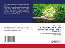 Capa do livro de Contribution of the BRT Systems to Climate Change Mitigation