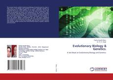 Portada del libro de Evolutionary Biology & Genetics.