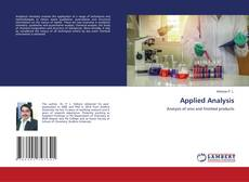 Bookcover of Applied Analysis