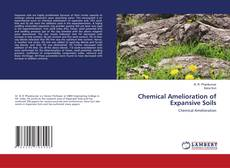 Capa do livro de Chemical Amelioration of Expansive Soils