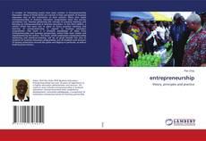 Couverture de entrepreneurship