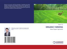 Bookcover of ORGANIC FARMING