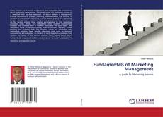 Обложка Fundamentals of Marketing Management
