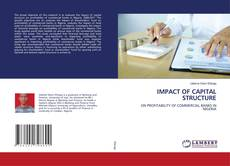 Buchcover von IMPACT OF CAPITAL STRUCTURE