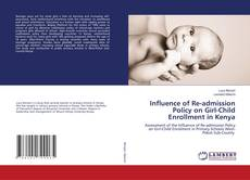 Couverture de Influence of Re-admission Policy on Girl-Child Enrollment in Kenya