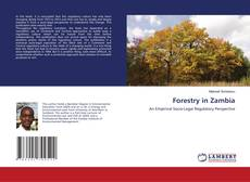 Bookcover of Forestry in Zambia