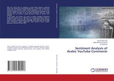 Portada del libro de Sentiment Analysis of Arabic YouTube Comments