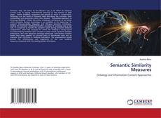 Portada del libro de Semantic Similarity Measures