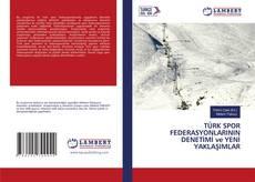 TÜRK SPOR FEDERASYONLARININ DENETİMİ ve YENİ YAKLAŞIMLAR kitap kapağı