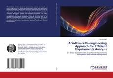 Bookcover of A Software Re-engineering Approach for Efficient Requirements Analysis
