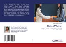 Bookcover of Status of Women