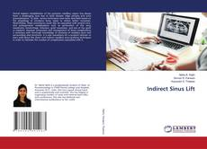 Bookcover of Indirect Sinus Lift