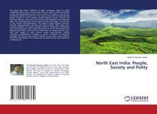 Portada del libro de North East India: People, Society and Polity