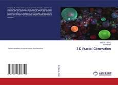 Bookcover of 3D Fractal Generation