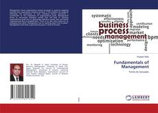 Bookcover of Fundamentals of Management