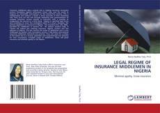 LEGAL REGIME OF INSURANCE MIDDLEMEN IN NIGERIA kitap kapağı