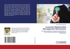 Portada del libro de Customer Relationship Management Dimensions