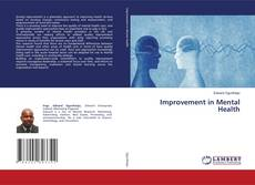 Bookcover of Improvement in Mental Health