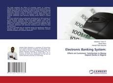Bookcover of Electronic Banking System: