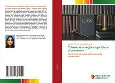 Borítókép a  Colusão nos negócios jurídicos processuais - hoz