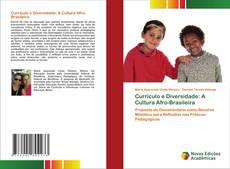 Currículo e Diversidade: A Cultura Afro-Brasileira kitap kapağı