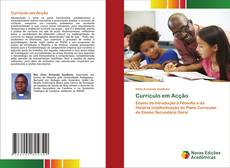 Currículo em Acção kitap kapağı