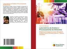Обложка Laboratórios de Análise e Processamento de Alimentos