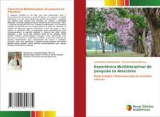 Experiências Multidissiplinares de Pesquisa na Amazônia kitap kapağı