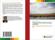 O processo de implementação de RPPN kitap kapağı