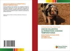 USO DE DILUENTES ALTERNATIVOS A BAIXAS TEMPERATURAS kitap kapağı