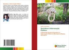 Suicídios e Intervenção Política kitap kapağı