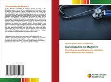 Curiosidades da Medicina kitap kapağı