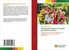 Обложка Constelação familiar no poder judiciário brasileiro