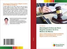 Bookcover of Abordagem Crítica do Novo Regime Jurídico do Erro Médico de Macau