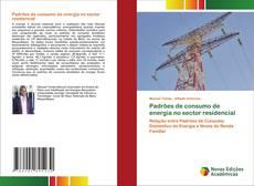 Padrões de consumo de energia no sector residencial kitap kapağı