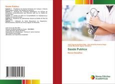Saúde Publica kitap kapağı