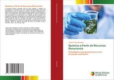 Borítókép a  Química a Partir de Recursos Renováveis - hoz