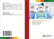 Borítókép a  Saúde Publica: - hoz